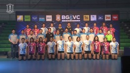 POINT TO POINT VTL 2018 : BGVC vs KING BANGKOK VC (HIGHLIGHT) 11 พ.ย. 2560