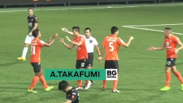 BGTV : BG GOAL TTL 2017 BGFC VS RATCHABURI FC (HIGHLIGHT) 5 มี.ค. 2560