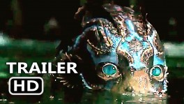 THE SHАPЕ ΟF WАTЕR Official Trailer (2017) Guillermo Del Toro, Michael Shannon Fantasy Movie HD 4 ก.ย. 2560