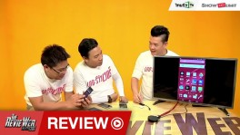 Review Microsoft Screen Sharing for Lumia Phones (HD-10) จาก The RevieWER