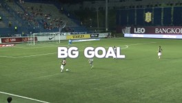 BGTV - BG GOAL TTL 2017 BGFC VS POLICE TERO (HIGHLIGHT) 16 ต.ค. 2560