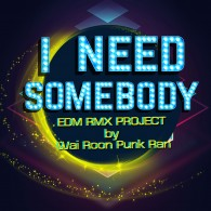 I Need Somebody (อยากขอสักคน) (EDM RMX Project by Wai Roon Punk Ran) -  Single