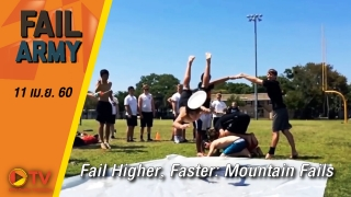 Fail Higher, Faster: Mountain Fails (April 2017) || FailArmy