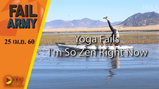 Yoga Fails: I'm So Zen Right Now (April 2017) || FailArmy