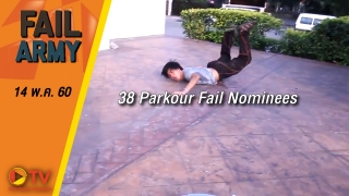 38 Parkour Fail Nominees: FailArmy Hall Of Fame (May 2017)