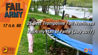 25 Best Trompoline Fail Nominees: FailArmy Hall of Fame (July 2017)