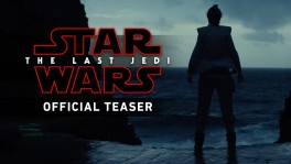 Star Wars: The Last Jedi Official Teaserย้อนหลัง