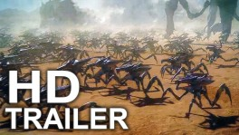 STARSHIP TROOPERS Traitor Of Mars Trailer (2018) Movie HD