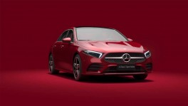 Mercedes Benz A Class L Sport Sedan Design