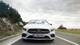 Mercedes Benz A 250 e Plug in Hybrid Animation วันที่ 6 กันยายน 2562