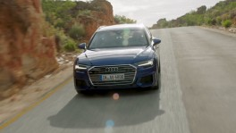 The new Audi A6 Avant Driving Video 12 ส.ค. 2561
