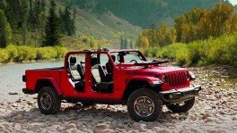 2020 Jeep Gladiator Rubicon Design Preview