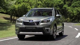 New Subaru Forester ECO HYBRID Safety systems