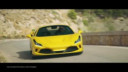 The Ferrari F8 Spider The Evolution of the species วันที่ 4 ตุลาคม 2562