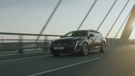 The all new PEUGEOT 508 SW 22 พ.ย. 2561