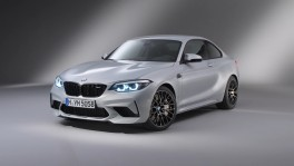 The new BMW M2 Competition Exterior Design 31 ส.ค. 2561
