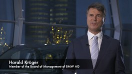 Delivery of the 100000th electrified vehicle Interview Harald_Krueger en