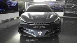 CUPRA This is how you design a 100 electric concept car
