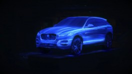 Award winning Jaguar F Pace painted in a new light 18 มิ.ย. 2561