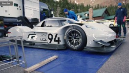 Volkswagen I D R Pikes Peak final design 19 พ.ย. 2561