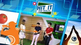 Hit it for health ep1