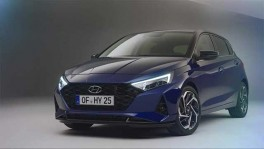 The new Hyundai i20 Trailer