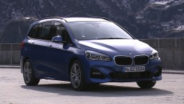 The new BMW 2 Series Gran Tourer Exterior Design 16 ต.ค. 2561