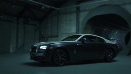 The new Rolls Royce Wraith Preview