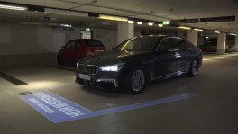 BMW Automated Parking 8 พ.ย. 2561
