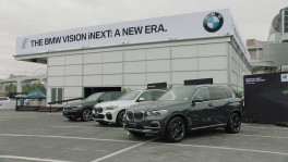 BMW at CES 2019 Claudia Vonend BMW Intelligent Personal Assistant Customer Experience วันที่ 13 เมษายน 2562