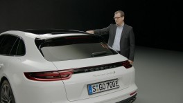Porsche Panamera Turbo S E Hybrid Sport Turismo Digital Press Conference en 11 ก.ค. 2561