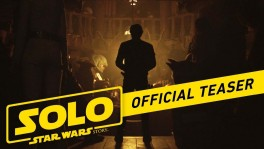 Solo: A Star Wars Story 5 เม.ย. 2561