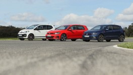 VW GTI Driving Experience in Malaga 1 ม.ค. 2562