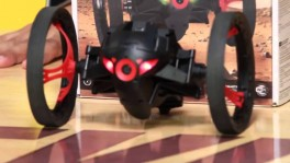 Review Parrot Minidrone Jumping Sumo จาก The RevieWer 17 พ.ค. 2560