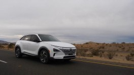 Hyundai Motor at CES 2018 Hyundai NEXO Fuel Cell EV 14 ต.ค. 2561