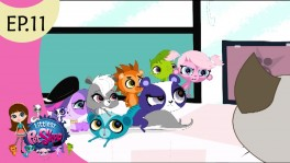 Littlest Pet Shop EP.11 27 มี.ค. 2561