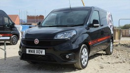 Fiat Professional asked UK Van drivers one important question วันที่ 23 กันยายน 2562