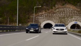 2019 Kia K900 Driving Video 24 ก.ย. 2561