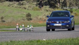 VW Polo GTI Driving Video GTI Driving Experience 3 ม.ค. 2562