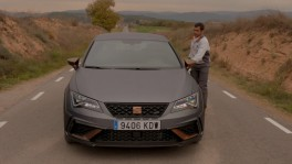How does it feel to drive the Seat Leon CUPRA R en