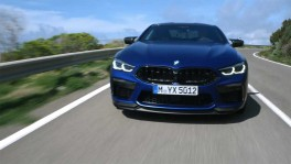 2020 BMW M8 Competition Coupe Driving Video วันที่ 3 กรกฏาคม 2562