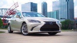 The new Lexus ES 300H Design in Ice Ecru 31 ต.ค. 2561