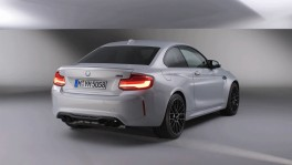 The new BMW M2 Competition Exterior Design 27 ธ.ค. 2561