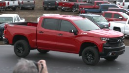 Next gen Chevry Silverado Revealed 13 พ.ค. 2561