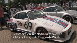 Magnus Walker at the Sportscar Together Day de en 13 พ.ย. 2561