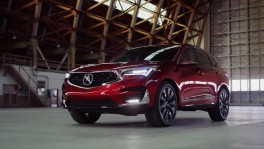 2019 Acura RDX Prototype Driving Video 5 ต.ค. 2561