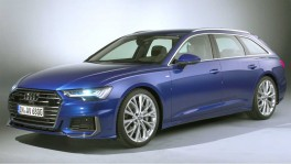 The new Audi A6 8 พ.ย. 2561