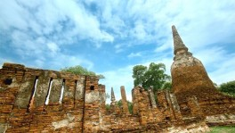 Experience Thailand Once in a  Lifetime - อยุธยา (Ayutthaya)