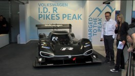 World premiere VW I D R Pikes Peak en 2 ต.ค. 2561
