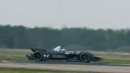 The preparation of the BMW IFE 18 for the Formula E and enters a new phase 12 ก.ย. 2561